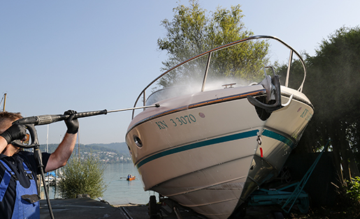 Bootspflege ( Restaurationen